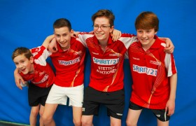 1. Jungen U15 Frühjahrsrunde 2014