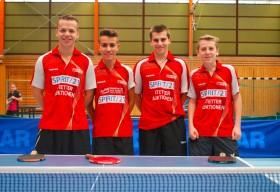 1. Jungen U18 Saison 2013/14