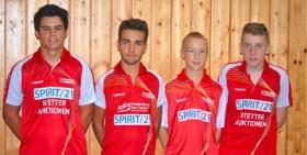 1. Jungen U18 Saison 2014-15