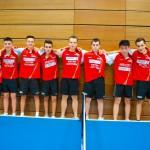 1. und 2. Jungen U18 Saison 2013-14