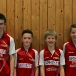 4. Jungen U18 Saison 2013-1