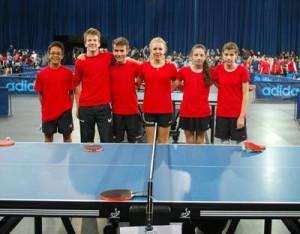 """Team """"Bezirk-Stuttgart"""" - Regio-Cup 2013"""