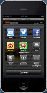 DJK Homepage auf Smartphone 2