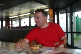 Rainer Michel beim DJK Schüler Arena Cup