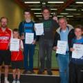 Sieger Senior Junior Cup 2014