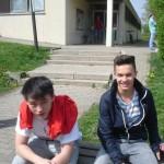 Betreuer Sen Wang und Nico Schlag