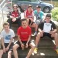 Sportbund- Jugendliche in Kirchhausen