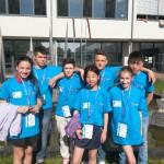 Städteolympiade 2014 - Gruppenfoto Teilnehmer