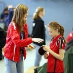 Städteolympiade 2014 Laura Stegmeyer und Laura Harter