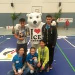 Städteolympiade 2014 Maskottchen Team