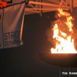 Städteolympiade 2014 - Olympisches Feuer