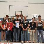 Städteolympiade 2014 Siegerehrung 2