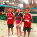 20140620-Bundes Championat 2014 Moritz Feucht Lara Engel Hugo Lopes Teixeira