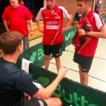 20140620-Bundes Championat 2014 Tim Kimmerle Moritz Feucht Hugo Lopes Teixeira