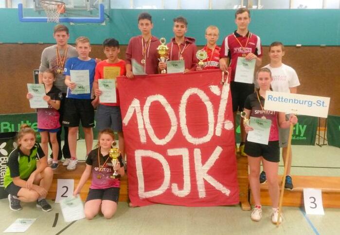 20140622-Bundes Championat 2014 100 Prozent DJK