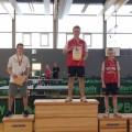 Bundessportfest Siegerehrung U18 Einzel