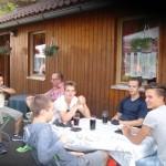 U 18 Clickball und Kuno Walter Turnier Vereinsfeier