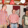 Sieger 1 und 3 Clickball und Kuno Walter Turnier