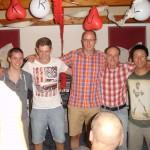 Sieger Clickball und Kuno Walter Turnier