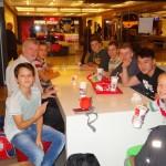 2014-10-06 Jugendaustausch in Samara (2) Essen Mäggi
