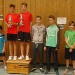 BZM Jugend 2014 U15 Doppel