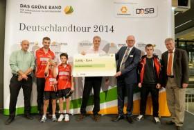 Das Grüne Band 2014 in Stuttgart