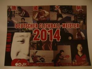 Hao Deutscher Clickball Meister