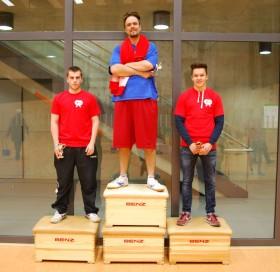2014 Vereinsmeisterschaften - Sieger Herren Einzel 2