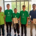 2015-05-17 DJK TT Bundeschampionat in Saarlouis (27) Siegerehrung Team 2