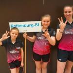 2015-05-17 DJK TT Bundeschampionat in Saarlouis (5) Maedchen Lara Engel Lidija Nikolic Jovana Nikolic