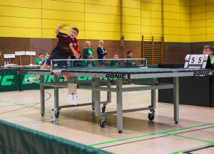 2015-05-17 DJK TT Bundeschampionat in Saarlouis (51) Timo Brieske on Fire