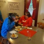 Vereinsfeier Karin und Peter