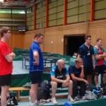 Clickball Kuno Walter 2015, ganz links: Markus Klosek und Marco Reich