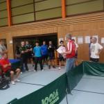 Clickball BW Kuno Walter 2015, rechts: Niklas Winkler, Detlef Gutt, Axel Obergfell, Frank Brugger