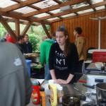 Vereinsfeier - die liebe Lara Engel