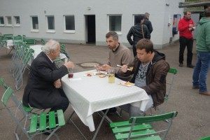 Vereinsfeier Mandalka Dome Arthur Hamburg