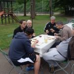 Vereinsfeier mit Bertold Mandalka
