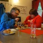 Vereinsfeier Peter und Karin Hegenbart