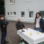 Vereinsfeier Familie Kaczmarek