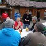 Vereinsfeier mit Rainer Michel