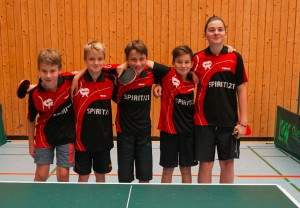 1. Jungen U15 Saison 2015-16