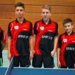 1. Jungen U18 Saison 2015-16