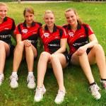 2. Damen Saison 2015-16