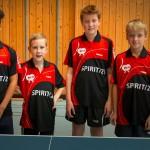 4. Jungen U18 Saison 2015-16