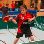 Hannes Bauer Topspin