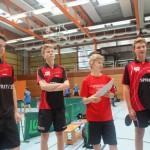 3. Jungen U18 Vorrunde 2015/16