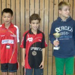 2015-11-01 SB-Vereinsmeisterschaften Sieger JU12