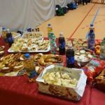 Jugendweihnachtsfeier 2015 Buffet