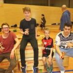 Jugendweihnachtsfeier 2015 Turniersieger