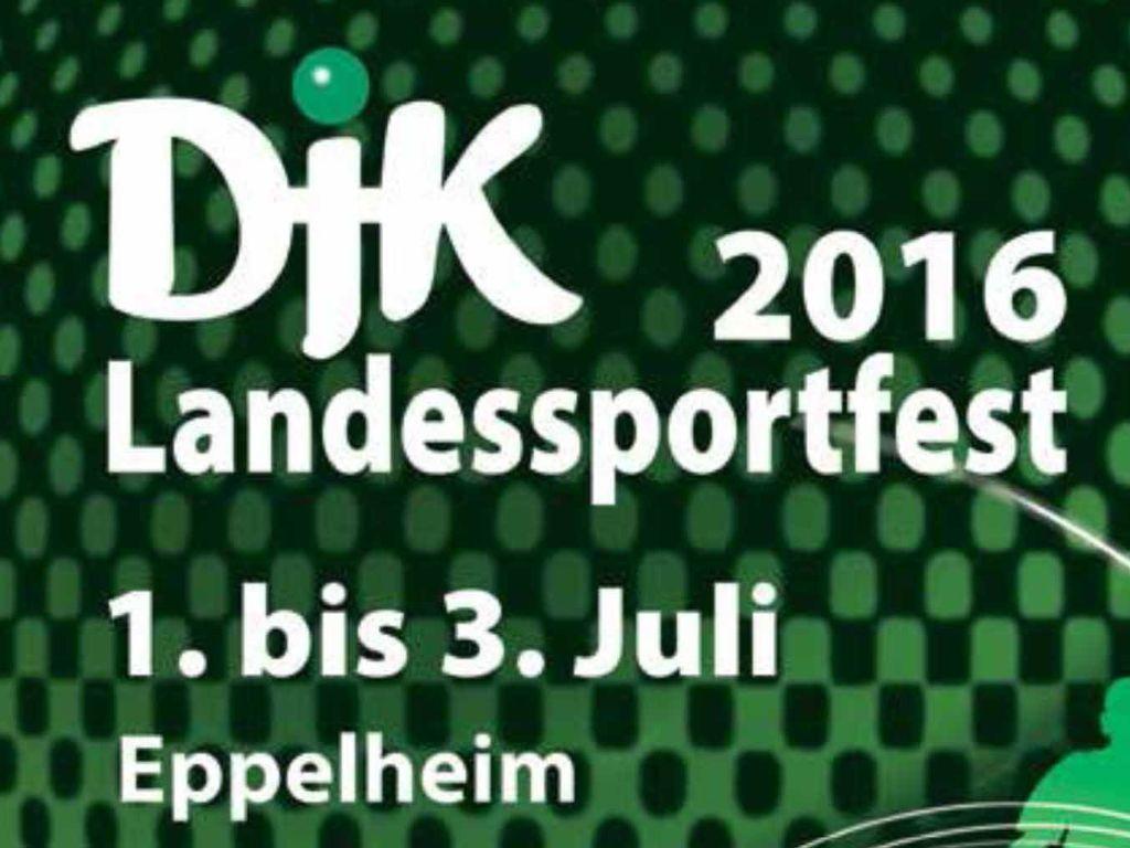 Bild Landessportfest 2016